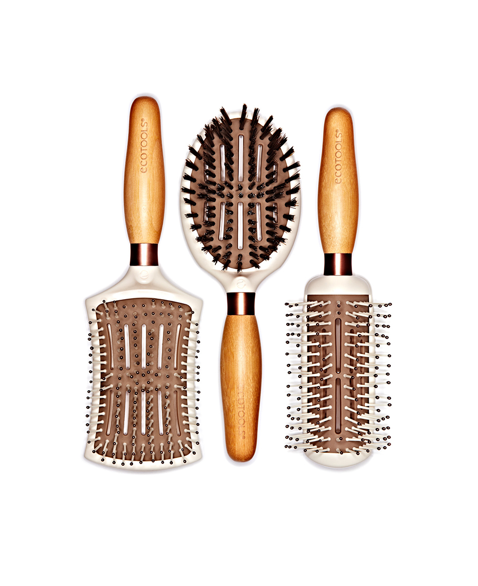 EcoTools Hair Brushes, Greg Shapps, Shapps Photography, LLC.