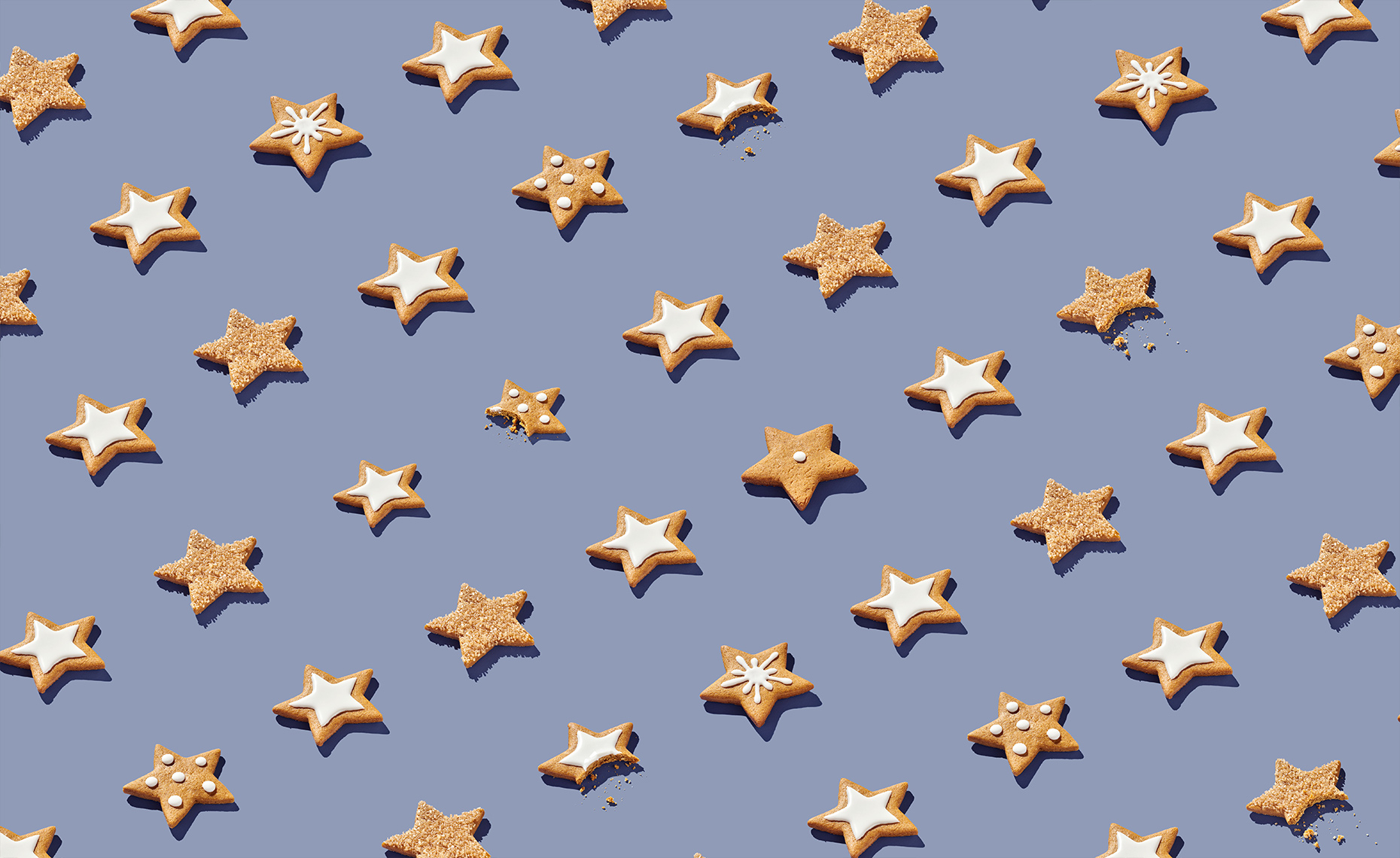 Gingerbread Star Cookies, Sappi Paper, Greg Shapps, Shapps Photography LLC.