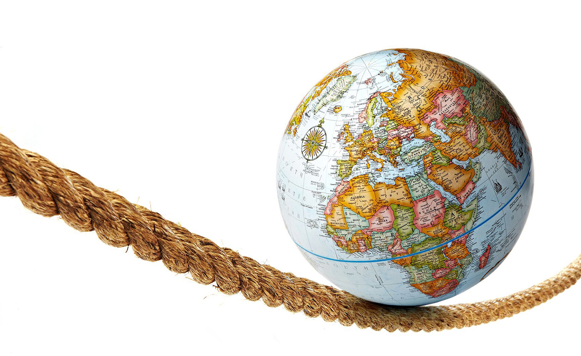 Globe On A rope, Greg Shapps, Shapps Photography, LLC.
