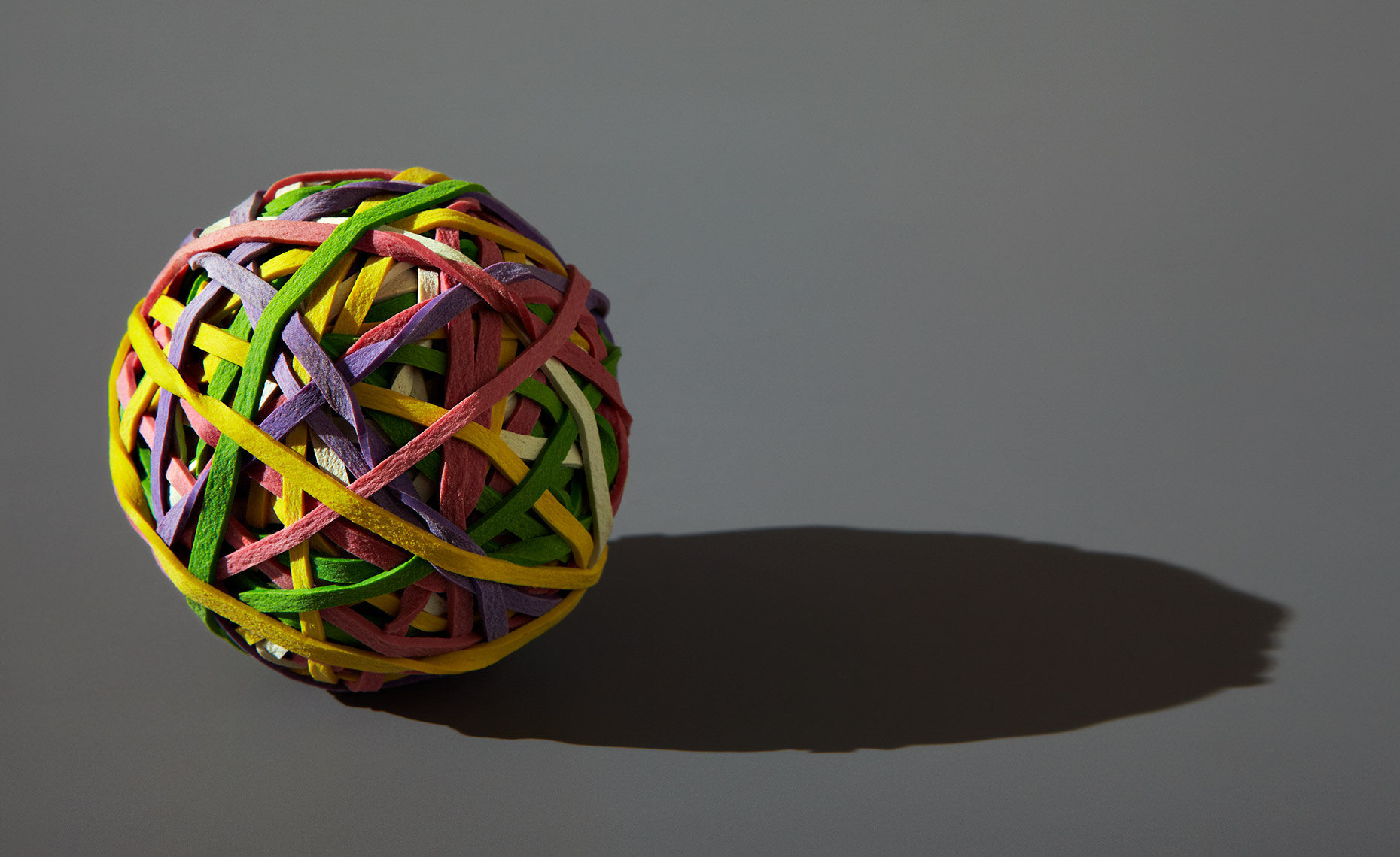 Rubberband Ball, Greg Shapps, Shapps Photography, LLC.